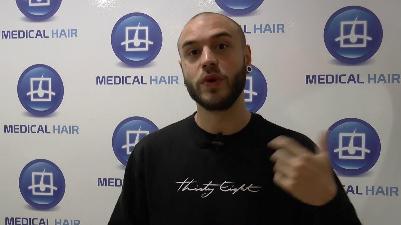 Testimonios Medical Hair Valencia
